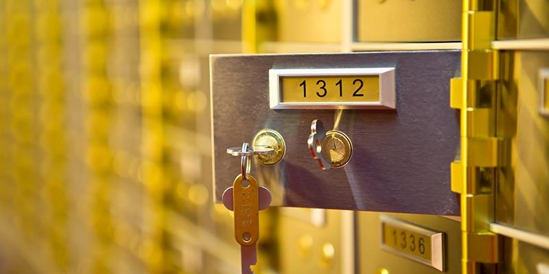Safety Deposit Boxes Aberdeen Scotland
