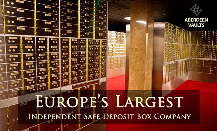 Safety Deposit Boxes Aberdeen